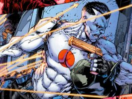 герой bloodshot издательства valiant comics