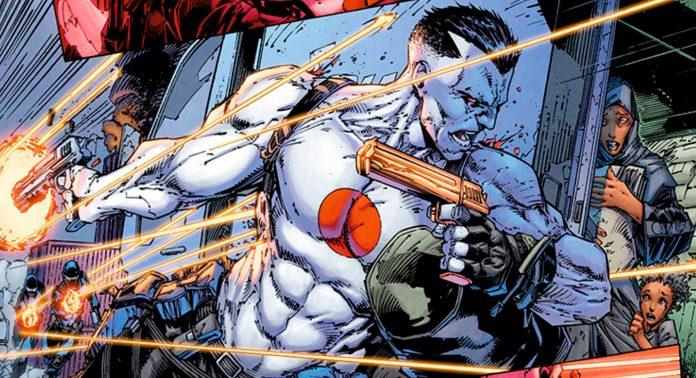 герой bloodshot издательства valiant comics