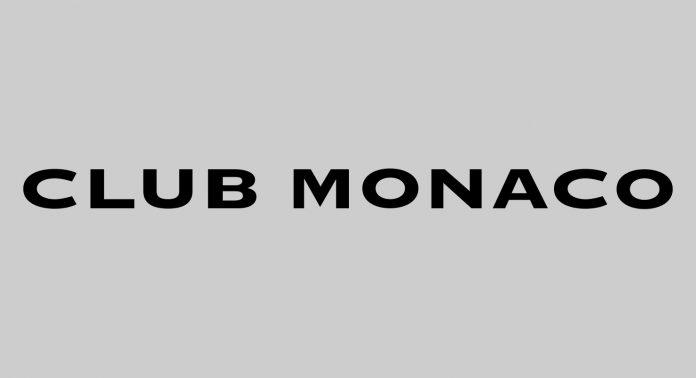 логотип бренда club monaco