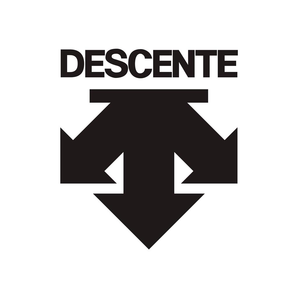 логотип компании Descente