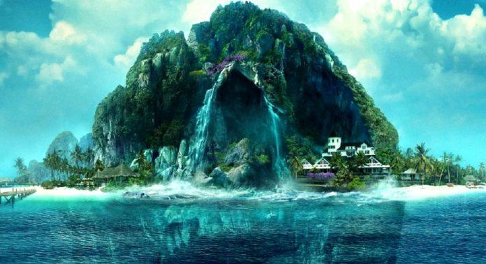 Остров фантазий 2020 - Каменный лес Stone Forest