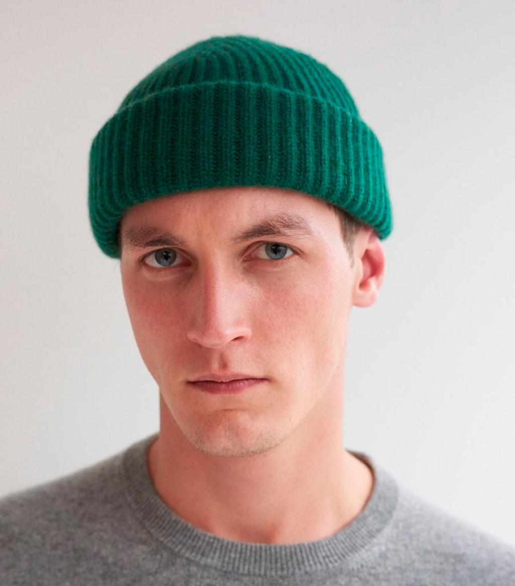 история шапки бини