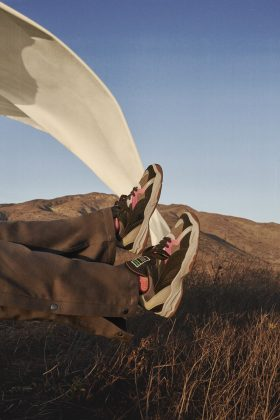 Обувь Puma x Rhude 2020 - Каменный лес Stone Forest