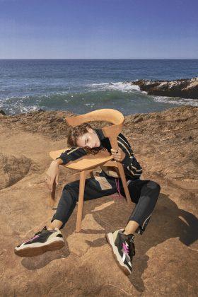 Одежда Puma x Rhude 2020 - Каменный лес Stone Forest