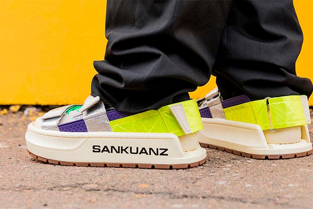 бренд Sankuanz