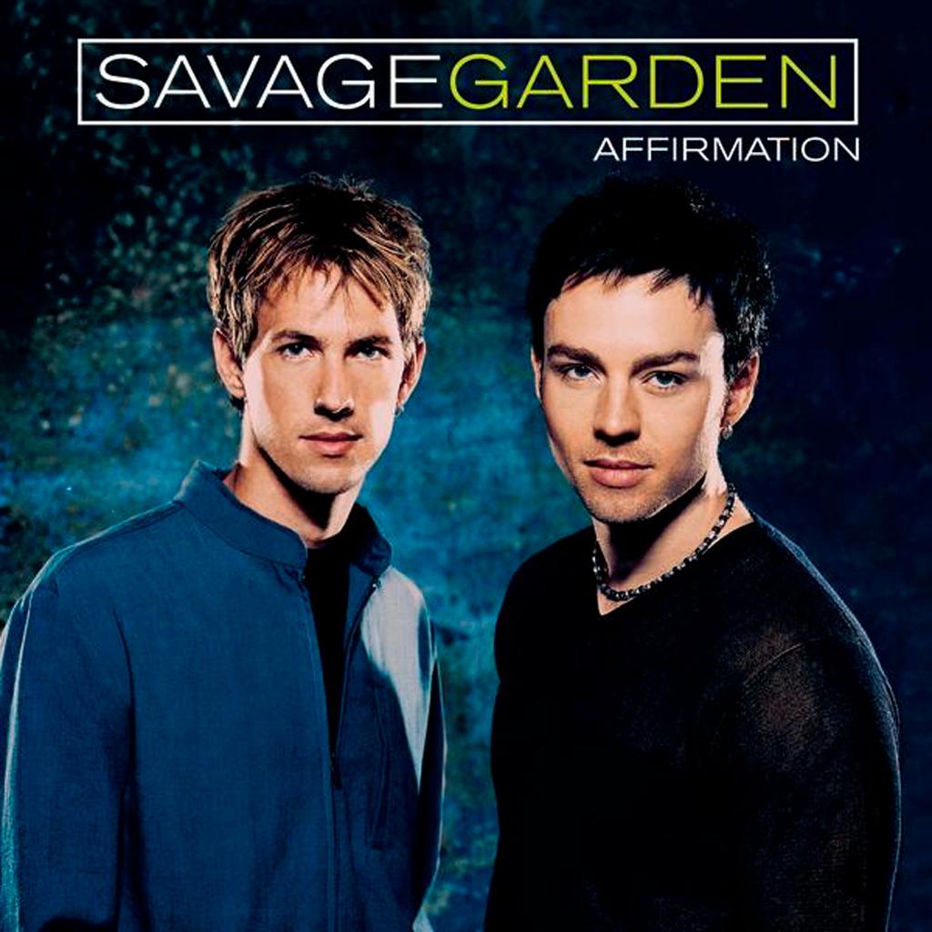 Второй альбом Savage Garden Affirmation