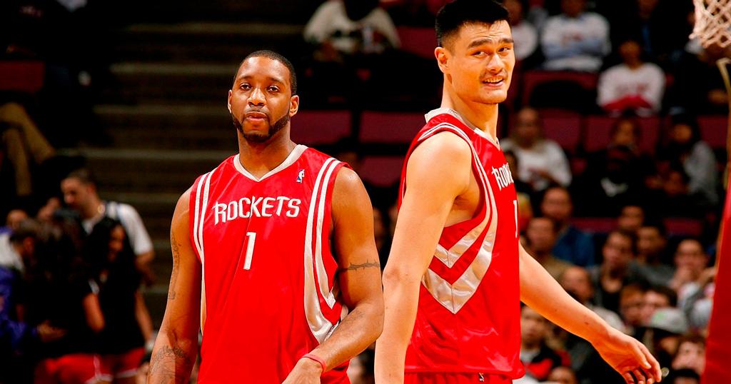 Трэйси Макгрэйди в Китайской баскетбольной ассоциации
