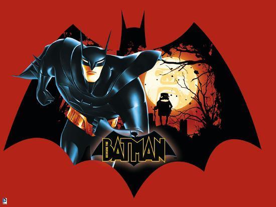 Мультсериал Beware the Batman - Каменный лес Stone Forest