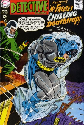 Detective Comics (том 1) №373 - Каменный лес Stone Forest