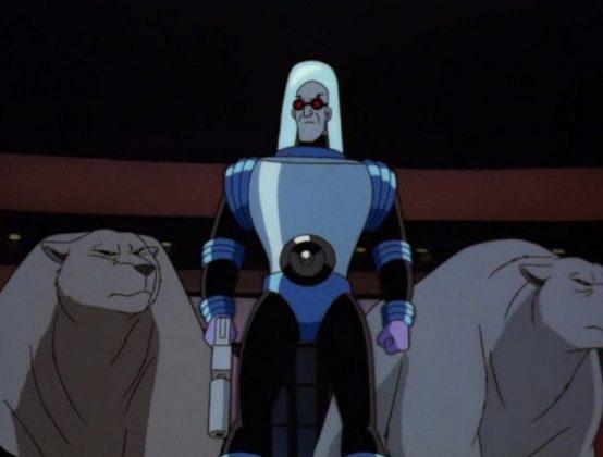 Мультсериал Batman: The Animated Series (1992) - Каменный лес Stone Forest
