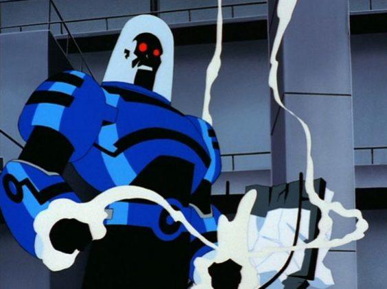 Мультсериал «Бэтмен будущего» (1999) - Каменный лес Stone Forest