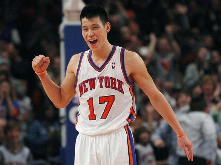 Баскетболист Джереми Лин - Каменный лес Stone Forest