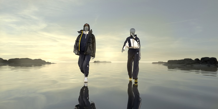 PUMA Central Saint Martins For the Love of Water - Каменный лес Stone Forest