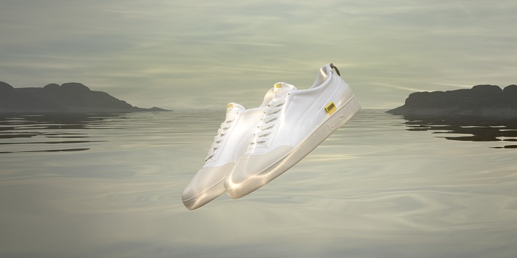 Кроссовки PUMA Central Saint Martins For the Love of Water - Каменный лес Stone Forest