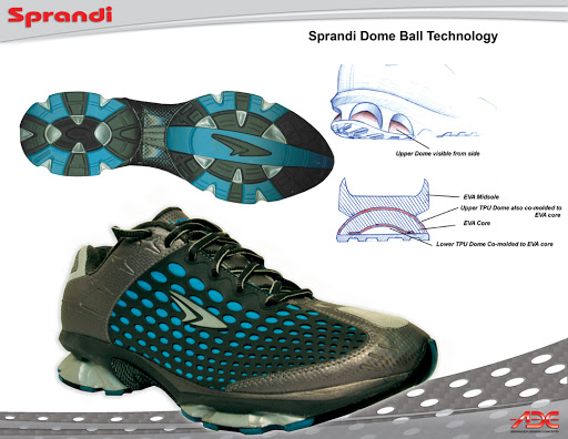 Технологии Sprandi - Каменный лес Stone Forest