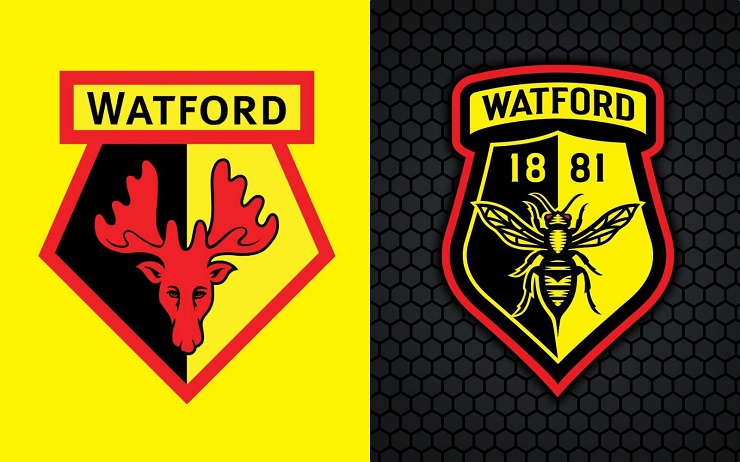 Лого ФК Уотфорд - Каменный лес Stone Forest