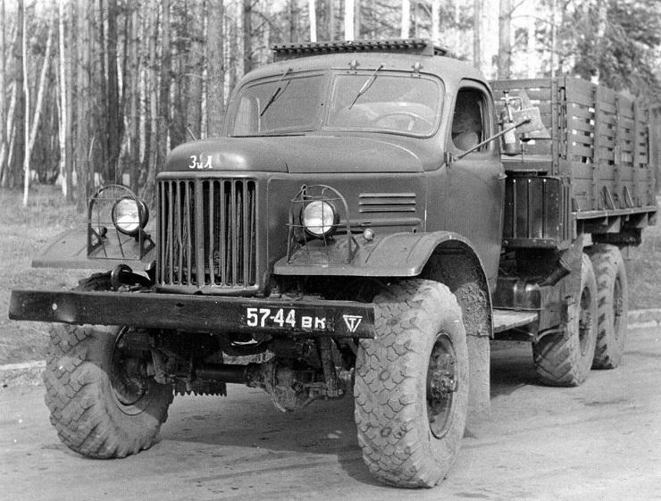 Автомобиль ЗИЛ-157 - Каменный лес Stone Forest