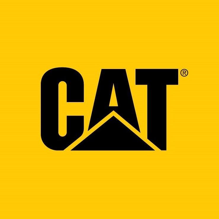 Лого Caterpillar - Каменный лес Stone Forest