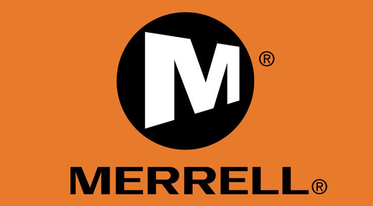 Лого Merrell - Каменный лес Stone Forest