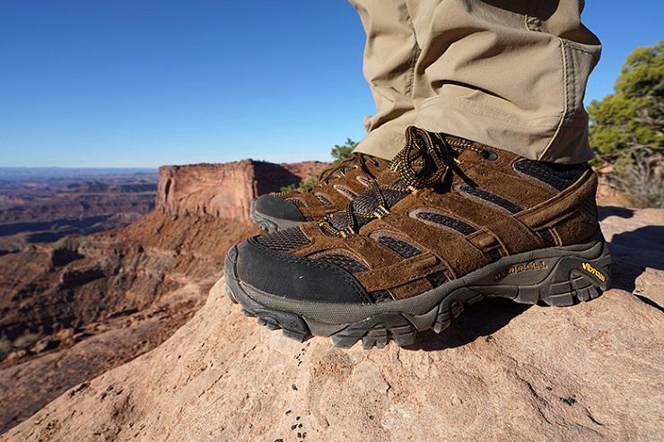 Ботинки Merrell - Каменный лес Stone Forest