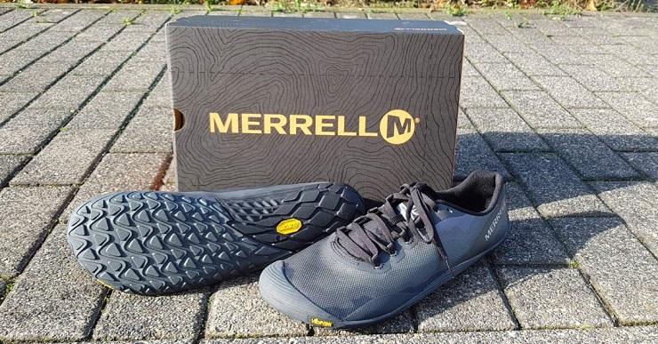 Кроссовки Merrell Vapor Glove - Каменный лес Stone Forest