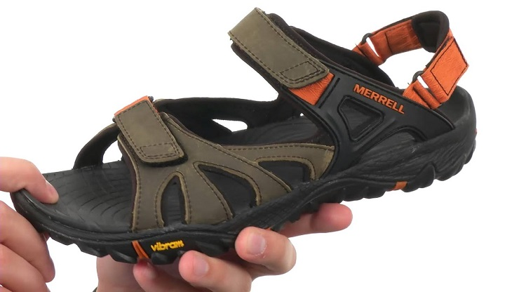 Сандалии Merrell All Out Blaze Sieve Convertible - Каменный лес Stone Forest