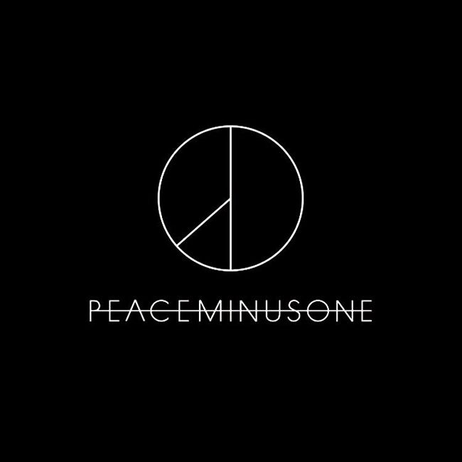 PeaceMinusOne logo - Каменный лес Stone Forest