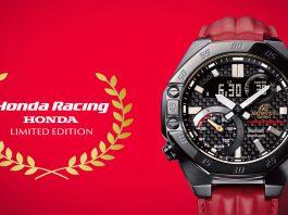 Casio Edifice Honda Racing - Каменный лес Stone Forest