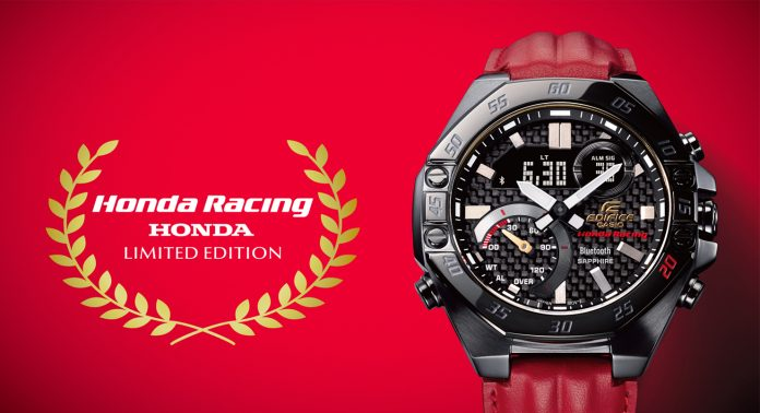 Casio Edifice Honda Racing - Каменный лес Stone Forest