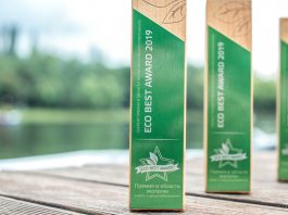 ECO BEST AWARD 2020 - Каменный лес Stone Forest