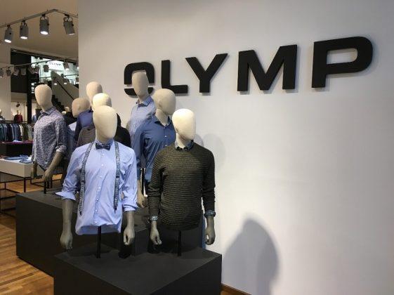 Рубашки Olymp - Каменный лес Stone Forest