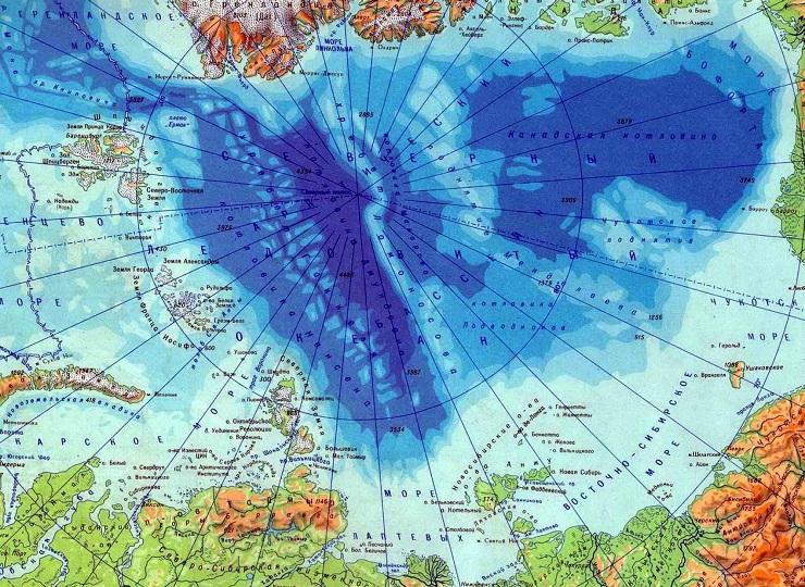 Карта острова Чамп - Каменный лес Stone Forest