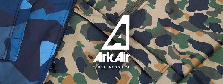 Лого Arkair - Каменный лес Stone Forest