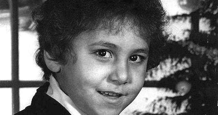 Дэвид Берковиц в детстве - Каменный лес Stone Forest