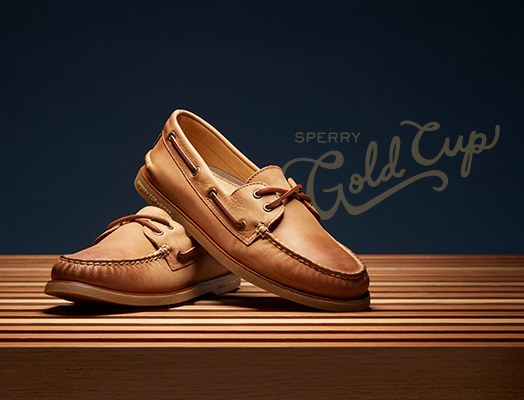 Sperry Top-Sider Gold Up - Каменный лес Stone Forest