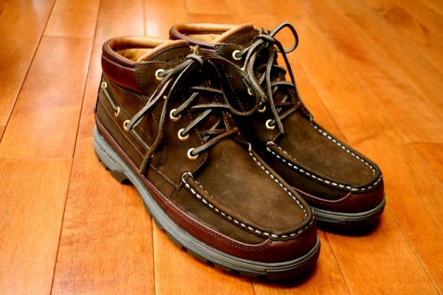 Обувь Sperry Top-Sider - Каменный лес Stone Forest