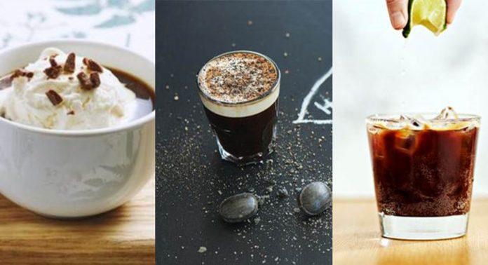 Мужской кофейный напиток - Каменный лес Stone Forest
