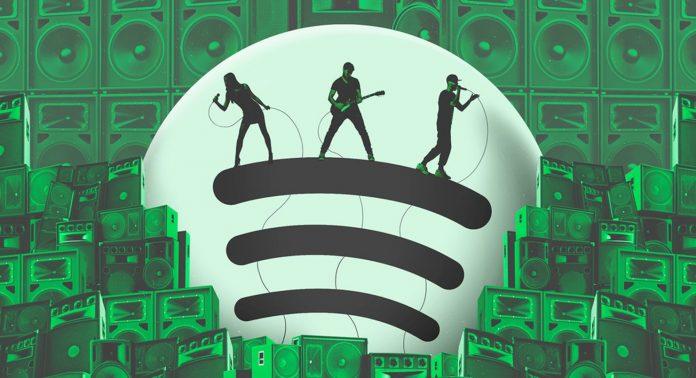 найти новую музыку со Spotify - Каменный лес Stone Forest