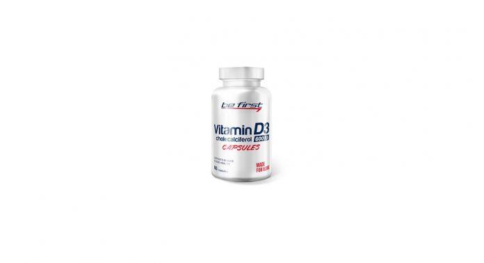 Витамин D3 - Каменный лес Stone Forest