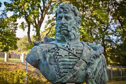 Памятник Генералу Кульневу - Каменный Лес Stone Forest