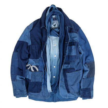 Куртка Blue Blue Japan - Каменный лес Stone Forest