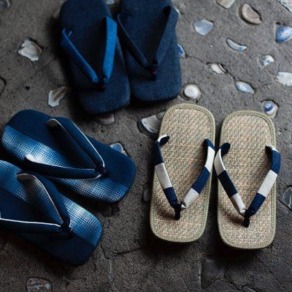 Обувь Blue Blue Japan - Каменный лес Stone Forest