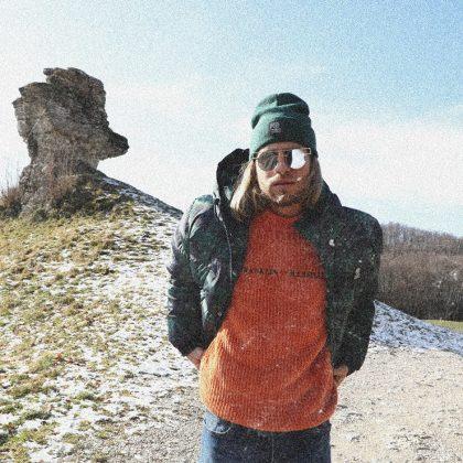 Верхняя одежда Franklin & Marshall - Каменный лес Stone Forest
