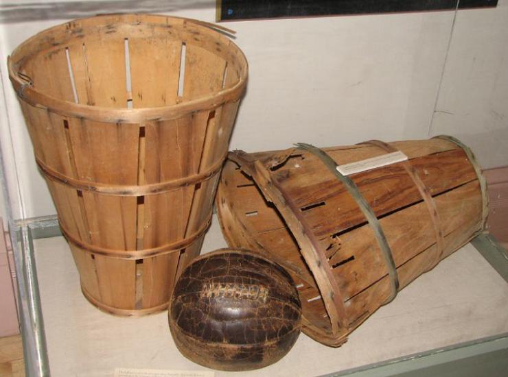 Изобретатель баскетбола Джеймс Нейсмит - Каменный лес Stone Forest