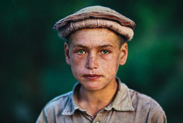 Стив Маккарри и дети - Каменный лес Stone Forest