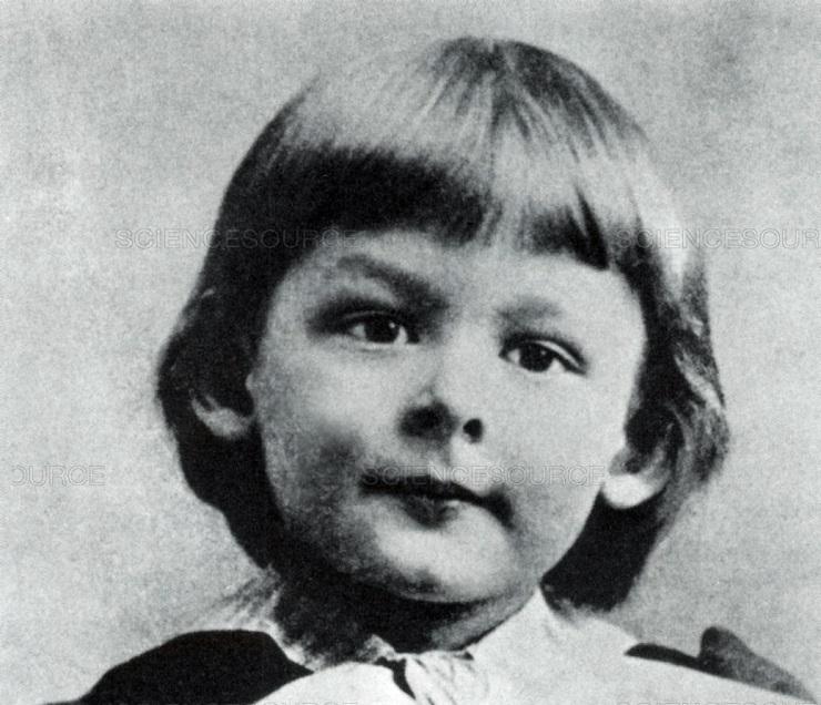 Томас Элиот в детстве - Каменный лес Stone Forest
