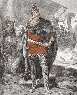 Король Дании Свен I Вилобородый - Каменный лес Stone Forest