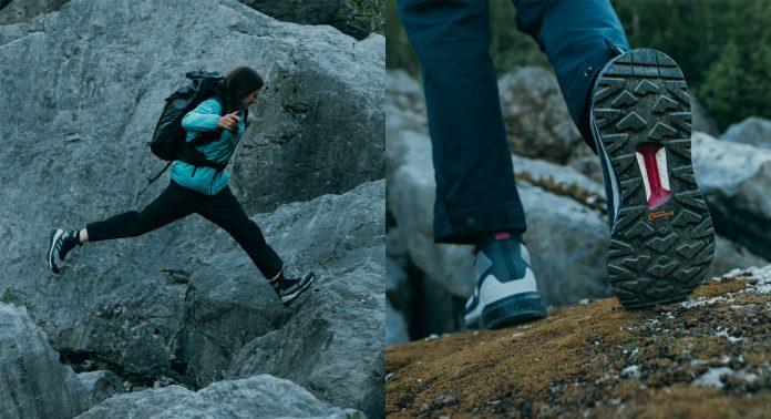 Adidas Free Hiker Gore-Tex - Каменный лес Stone Forest