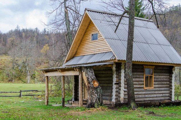 Дом в Геопарке Торатау - Каменный лес Stone Forest