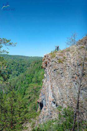 Скала Торатау - Каменный лес Stone Forest